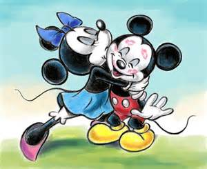 mickey minnie mouse zdrer456 deviantart