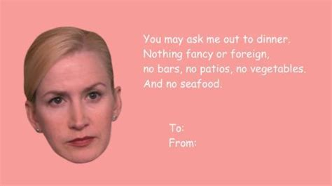 the office valentines day cards the office s day card