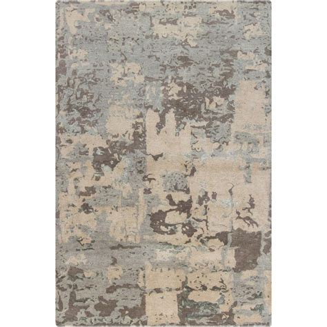 chandra sterling charcoal 5 ft x 7 ft chandra jazz silver grey 5 ft x 7 ft 6 in indoor area rug jaz17005 576 the home depot