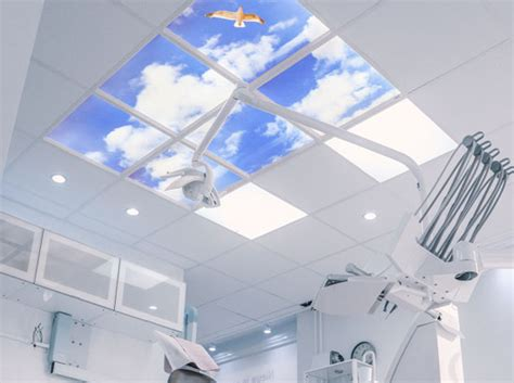 Cloud Ceiling Panels Best Cloud Ceiling Led Sky Ceiling Tiles 1 In