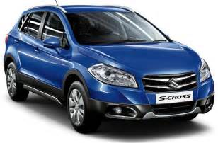 Maruti Suzuki Price Maruti Suzuki S Cross Variants And Specifications Revealed