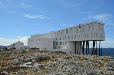 Two Story Houses by Inn Side Fogo Island Cbc Newfoundland Amp Labrador