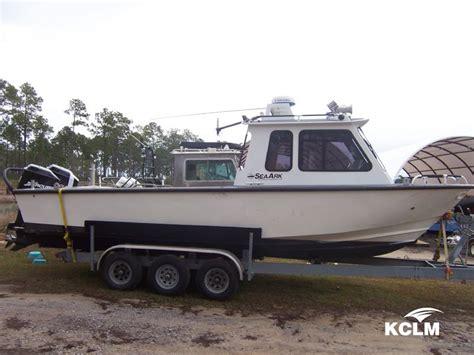 ark armored boat 2001 27 sea ark vc commander