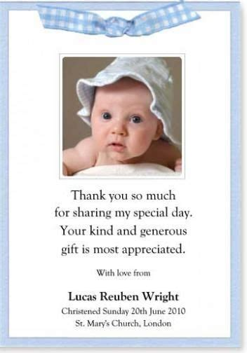 thank you card baptism template powerpoint thank you notes for baptism christening sle thank you