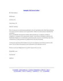 cover letter template uk cover letter templates