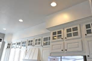 Removing Paint From Kitchen Cabinets amy s casablanca kitchen soffit transformation