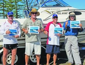 fishing monthly magazines coastal bar crossing course a