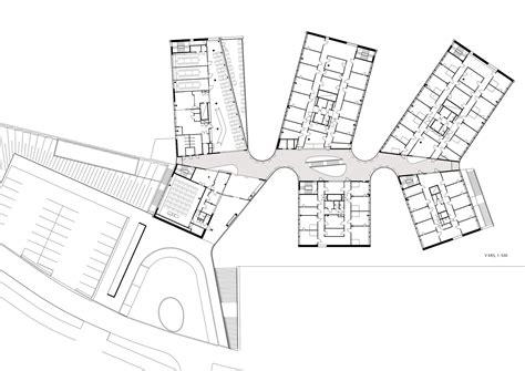health center floor plan gallery of tipotie health center sigge arkkitehdit oy 13