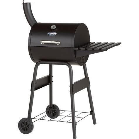 backyard grill 17 5 charcoal grill kingsford barrel charcoal grill 17 5 quot black ebay