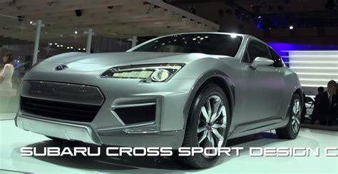 subaru suv sport subaru turns brz into sports utility vehicle autoevolution