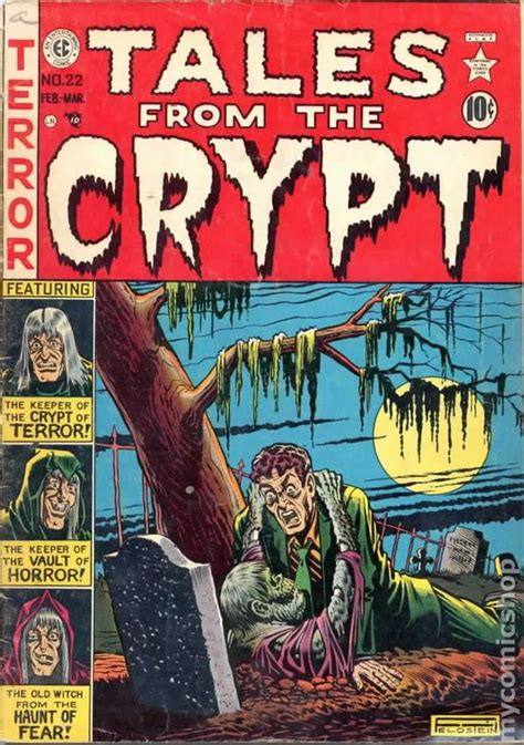 this of ours tales of mob bartenders books tales from the crypt 1950 e c comics comic books