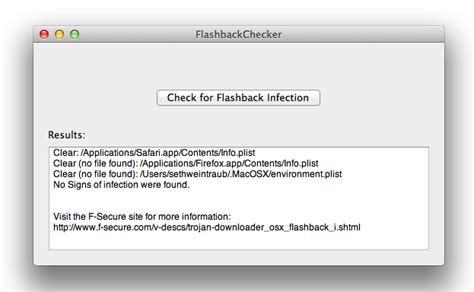 Reddit Free Background Check Free App Checks For The Flashback Trojan Infecting 600 000 Macs 9to5mac