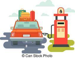 Was Tankt Mein Auto by Reizend Station Gas Karikatur Auto Reizend
