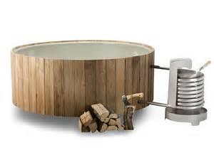 wood fired tub iconic dutchtub heats organically