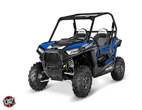 New 900book 3 2015 Rzr 900 Eps Trail Blue Fire 3q 3q Shadow From