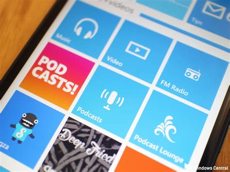 best windows phone apps the best podcast apps for windows phone windows central