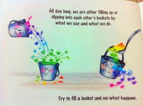 Links music quotes scholastic book club bucket fillers bucket fillers