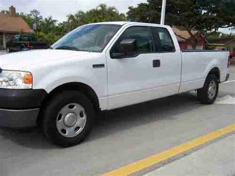 how petrol cars work 2006 ford f150 transmission control buy used 2006 ford f 150 xl extended cab pickup 4 door 5 4l in fort lauderdale florida united