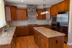 Remodeled Kitchen Cabinets by Kitchen Remodel Progress Only Then Kitchen Remodel P023