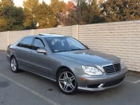 2005 mercedes s55 amg