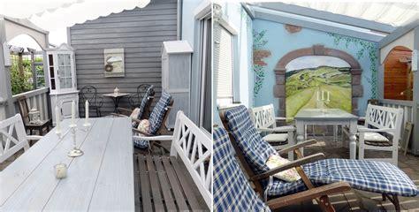 veranda shabby chic terrasse gestalten die shabby chic terrasse als veranda