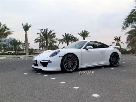 porsche 911 carrera gts white white metallic techart 911 carrera s with strasse wheels