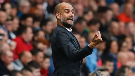 pep guardiola la pep guardiola premier league not more intense than la liga bundesliga espn fc