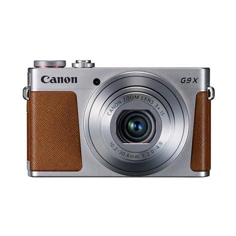 Canon Powershot G9x Ii Silver canon powershot g9 x silver compact cameras