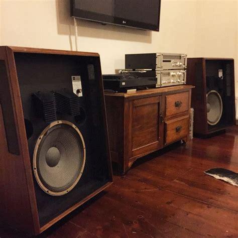 Beberapa Speaker Vintage Jbl jbl l200 vintage greatness my style