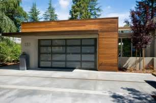 Contemporary Garage Design Garage Doors A Feature That Should Not Be Overlooked