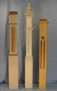 Newel Post Newel Posts The Woodworks Company