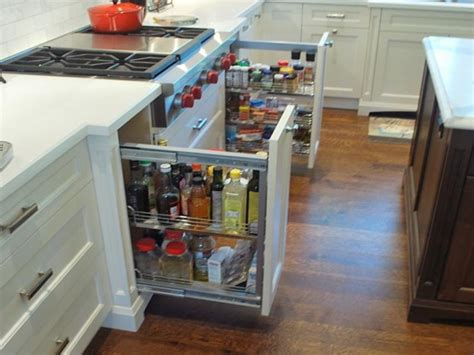 kitchen storage solutions modern magazin