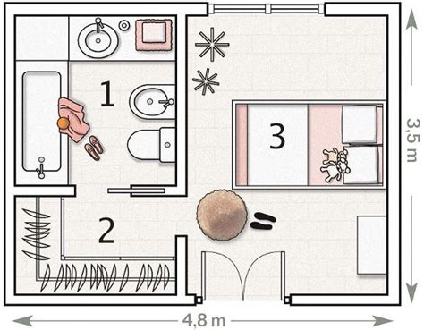 walk in wardrobe floor plan 25 best ideas about walk in wardrobe on pinterest