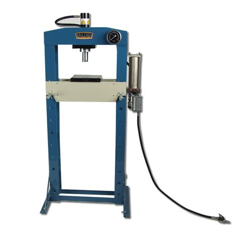 pneumatic shop press hydraulic pneumatic and shop press 20 ton hydraulic