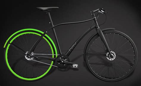 dot design winning bicycles from hey cycle cool material