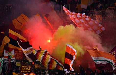 candela roma candela 171 chiama 187 allo stadio torna la sud pagine romaniste
