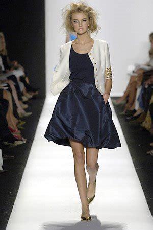 Tuleh Fashion Week 2007 Couture In The City Fashion by Designer Fashion Addicts Fashion News Oscar De La Renta