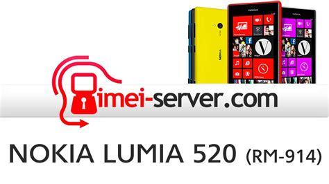 how to pattern unlock nokia lumia 520 unlock nokia lumia 520 by imei how unlock network code