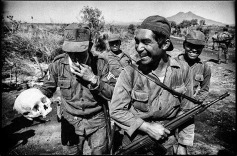 el salvador muertes por la guerrilla 1980 security latin american narco politics an internal and