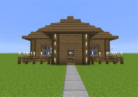 how to make a house in minecraft how to make a simple house in minecraft for beginners minecraft blog