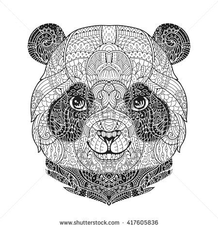 animal zendoodle coloring pages zendoodle stock images royalty free images vectors