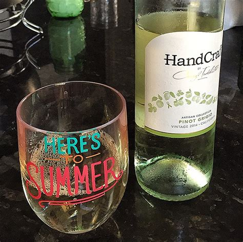 Handcraft Winery - handcraft by cheryl indelicato wines pinot grigio and