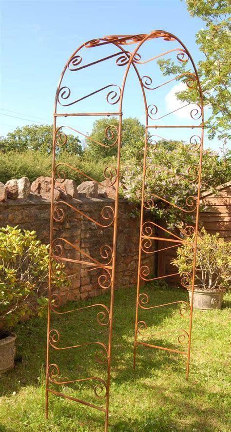 Garden Arches Direct Contemporary Wooden Garden Arch Arches Garden Structures