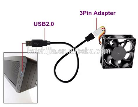 usb to 4 pin fan connector brand usb to fan 3pin 4pin adapter cable buy usb to