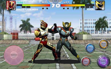 mod game android bima x cara setting sixaxis controller untuk semua game android