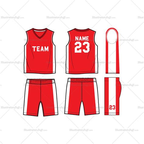 software design jersey basketball basketball uniform illustrator stuff