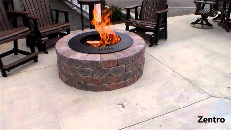 smokeless pit zentro smokeless firepits
