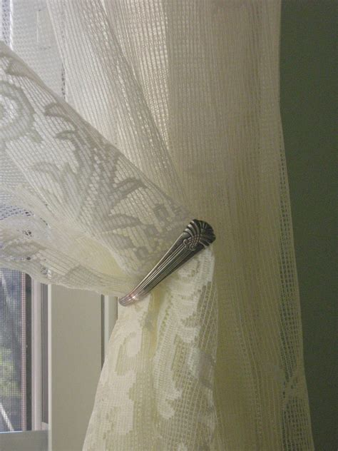 curtain hold vintage values clever curtain hold back