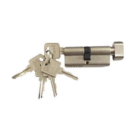 Promo Silinder Kunci Pintu Besar Anak Kunci Pintu Computer Key jual albion silinder kunci pintu putar 7cm ss harga kualitas terjamin blibli