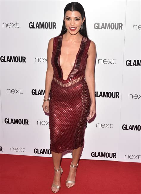 Glam Awards by Kourtney Steals The Show At The Awards